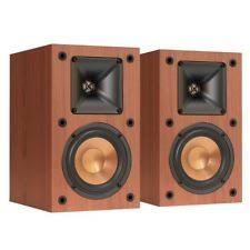 Refurbished Bookshelf Speakers Klipsch Bookshelf Speakers Ebay