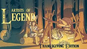 artists of legend happy thanksgiving informer