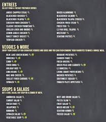 luby s menu menu for luby s pearland houston urbanspoon zomato