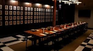 private dining room restaurant room design ideas