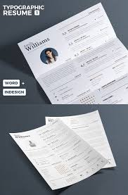 Free Modern Resume Templates Word Free Resume Templates For 2017 Freebies Graphic Design Junction