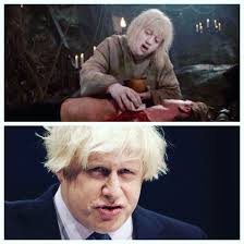 Albino Meme - boris johnson is the albino from the princess bride meme guy
