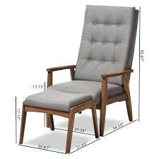ottomans wingback chair matching ottoman wing stool ikea wing