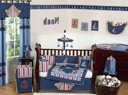 Baby Boy Bedroom Accessories Little Boy Nautical Bedroom Decor For Boys Room Bedding Sets Baby