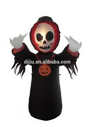 Grim Reaper Halloween Costumes Inflatable Grim Reaper Inflatable Grim Reaper Suppliers