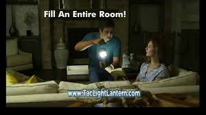 bell howell tac light lantern bell howell taclight lantern tv commercial leds featuring nick