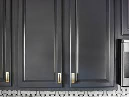 where can i get kitchen cabinet doors painted how to refinish cabinets like a pro hgtv