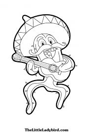 inspiring mexican coloring pages kids book 4896 unknown