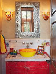 mexican bathroom ideas stylish and space efficient bathroom vanity cabinet ideas