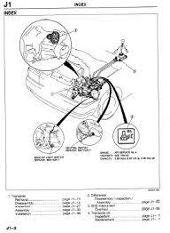 mazda service repair manuals pdf free downloads