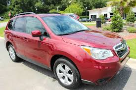 used 2015 subaru forester 2 5i premium for sale tallahassee fl
