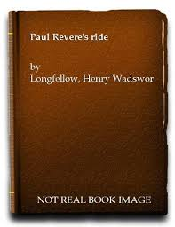 paul revere s ride book paul revere s ride abebooks