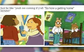 Ruined Childhood Meme - arthur memes are taking over the internet and ruining your childhood