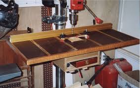 Drill Press Table Gds Woodworking Drill Press Table