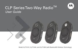 clp series two way radio user guide by david martin issuu