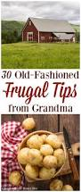 30 old fashioned frugal tips from grandma graceful little honey bee