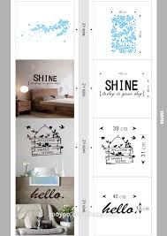 korean wall decor sticker korean wall decor sticker vinyl wall sticker paper home rules wall sticker home art vinyl