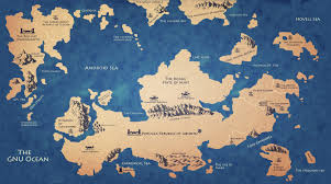 7 Kingdoms Map Game Of Thrones Curbed