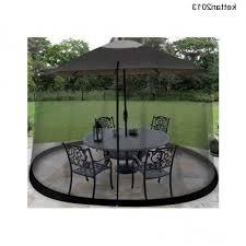 Mosquito Netting For Patio Umbrella Patio Umbrella With Mosquito Netting Outdoor Goods
