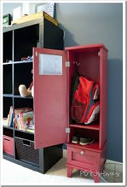 Locker Room Kids  Furniture Inspiration  Interior Design - Kids room lockers
