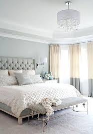 chambre parentale grise deco chambre orange et gris cher