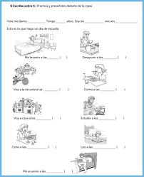 spanish worksheet answers worksheets