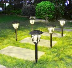 what is the best solar lighting for outside the best solar garden lights for outdoor path yard lawn