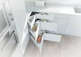 rangement d angle cuisine rangement gain de place 15 idées pour la cuisine la chambre