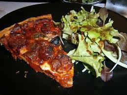 cuisine franc comtoise recette de pizza franc comtoise par délices saveurs