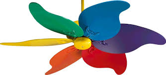 primary color ceiling fan pin by makerland on kids ceiling fan in cute design pinterest