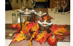 cool fall table decorations w92d 2317