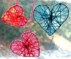 valentine nature crafts for kids u2014 blue corduroy