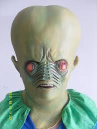 horror movie halloween masks high quality latex horror ugly creature mask fashion realistic