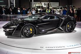 lykan hypersport interior shanghai 2015 lykan hypersport gtspirit