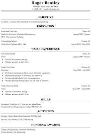 resume format for engineers freshers ecea 100 student resume tips resume templates for high students