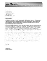 Resume Cover Letter Samples For Engineers by 16 Best Sample Resumes Cover Letters And Interview Questions