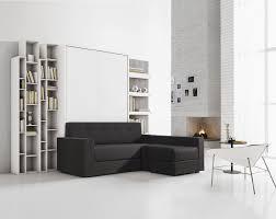 canapé lit armoire lit canapé escamotable gain de place