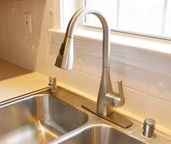 new kitchen faucets a new kitchen faucet beneath my