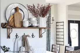 kitchen shelf decorating ideas floating shelves into a nook decorating ideas saveemail