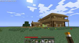 farm house 2 story wrap around terrace minecraft project