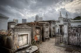 new orleans haunted cemeteries learn about cemetery ghosts