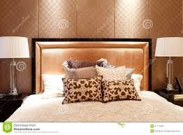 Simple Bed Designs by Simple Bedroom In The Apartment Stock Photo Image 51771083