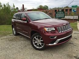 jeep summit 2016 on the road review jeep grand cherokee summit ecodiesel the
