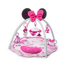 Minnie Mouse Bathroom Accessories by Minnie Mouse Garden Fun Activity Gym