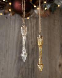 foster co arrows ornaments 2 set