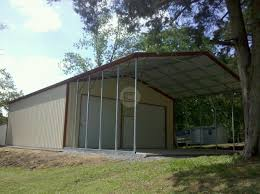 carport attached to house 30x51x12 workshop garage custom carport with options