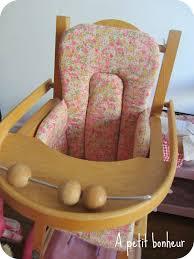 assise chaise haute au petit bonheur tuto de coussin de chaise haute pour les poupées