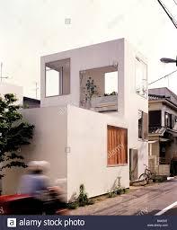 moriyama house ryue nishizawa tokyo japan stock photo royalty