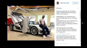 mayweather car collection floyd u0027money u0027 mayweather buys a 4 8 million koenigsegg ccxr