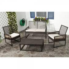 Patio Furniture Mesh Fabric Glamorous Patio Chair Mesh Fabric With Memory Foam Square Seat